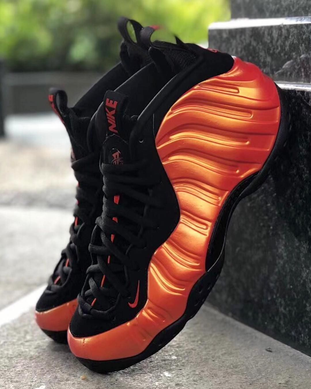 05dd4aae506 Nike Air Foamposite One Habanero Red Oct. 26th