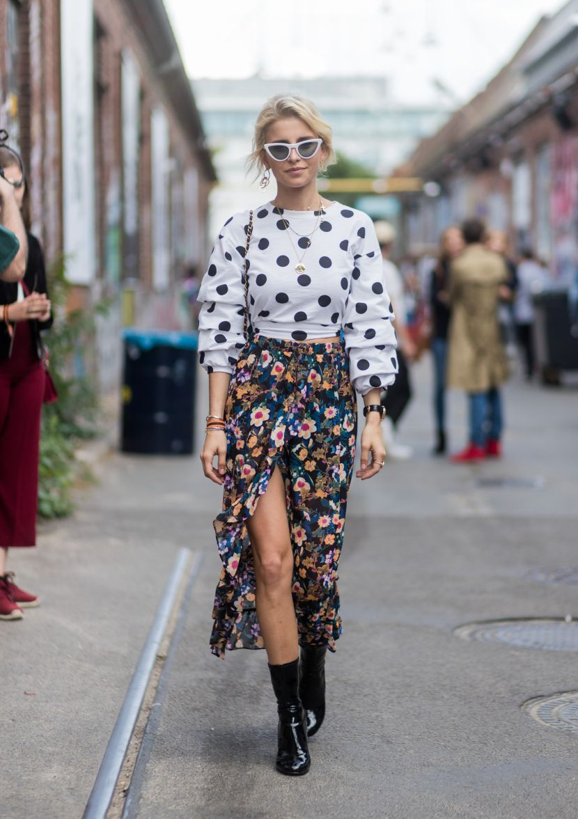 b02d8dd09dd71 20 Totally Modern and Sophisticated Ways to Wear Polka Dots ...