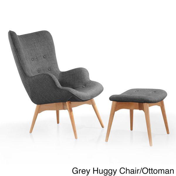 Huggy Chair Ottoman Chair And Ottoman Set Chair And Ottoman Ottoman Set