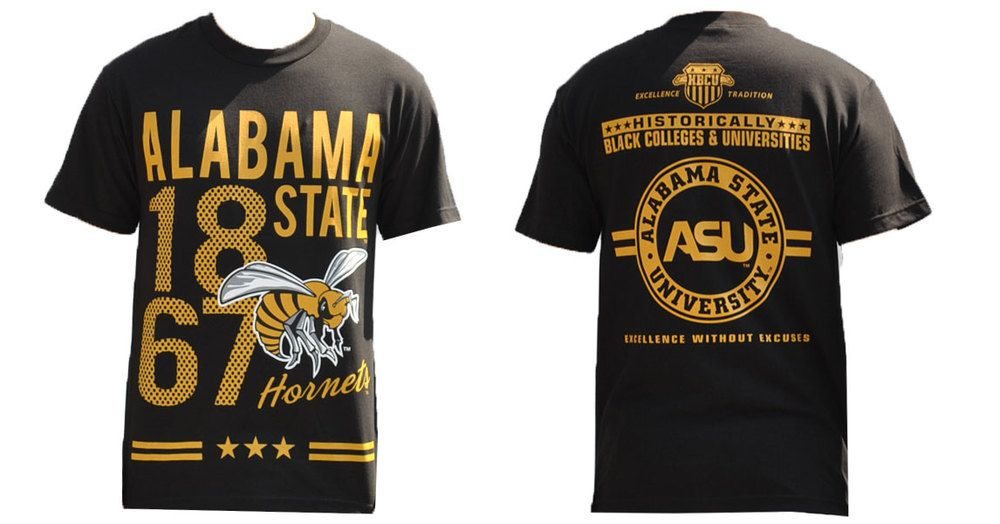 Alabama State University T Shirt Brothers And Sisters Greek
