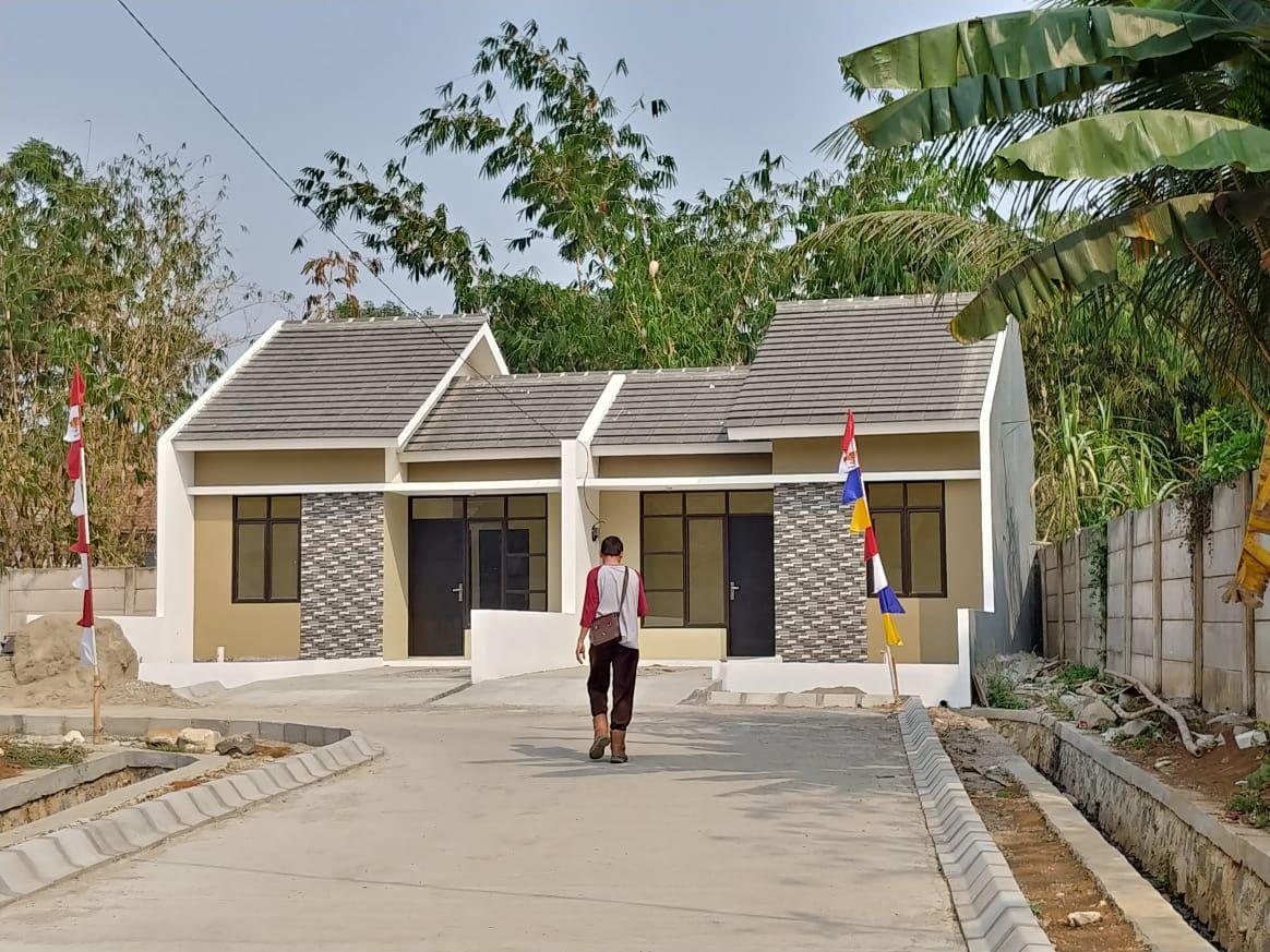 Rumah Cluster Strategis Dijatiasih Bekasi Jawa Bar 0878
