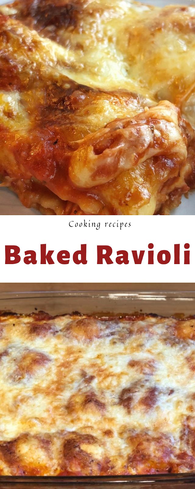 Cooking recipes   Bаkеd Ravioli #chickenbreastrecipeseasy