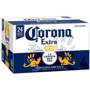 Walmart Corona Extra Beer 12 Fl Oz 24 Pack Beer Case Lager Beer Beer