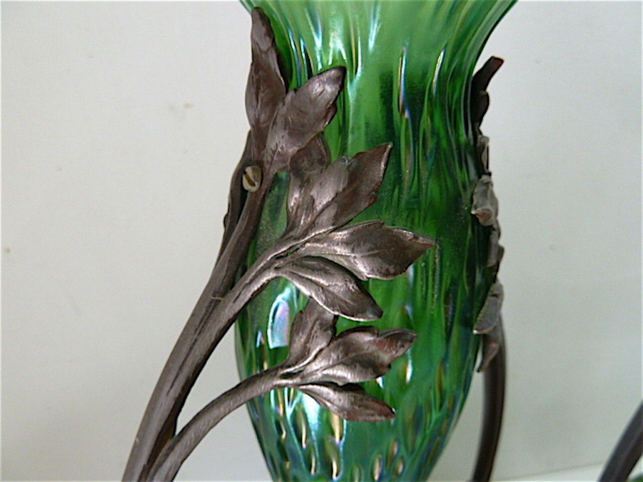 250 best wilhelm kralik images on pinterest art nouveau canela paire vase loetz art nouveau 1900 jugendstil ovirit 31 cm bohme kralik verre cramiques reviewsmspy