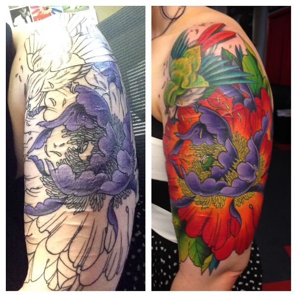 Silo Tattoos Incredible Body Art Masterpieces That Look: Pin On Tattoo Love