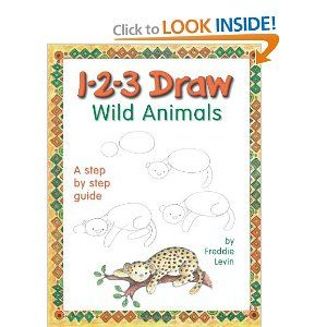 1-2-3 Draw (a whole series of books on how to draw things)