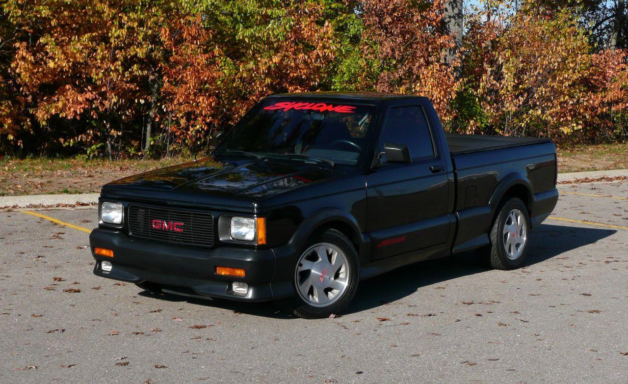 1991 Gmc Cyclone Trucks Mini Trucks Chevy Diesel Trucks