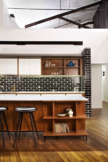 Think Brick Awards 2013 - Horbury Hunt Residential - Teneriffe Warehouse Apartment by Wrightson Stewart