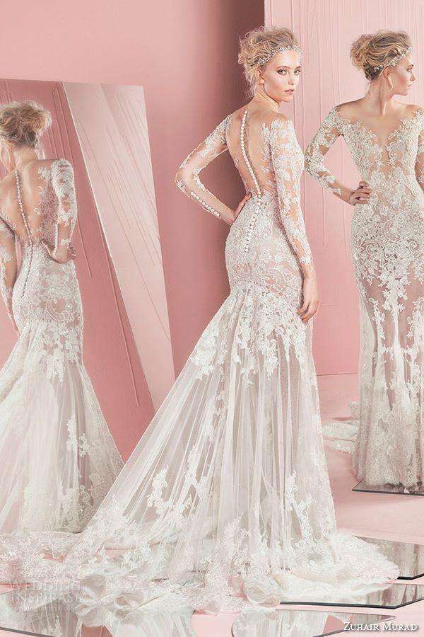 weddinginspirasi: Zuhair Murad Wedding Dress Spring 2016 Bridal ...