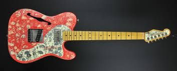 james trussart guitar - Google Search