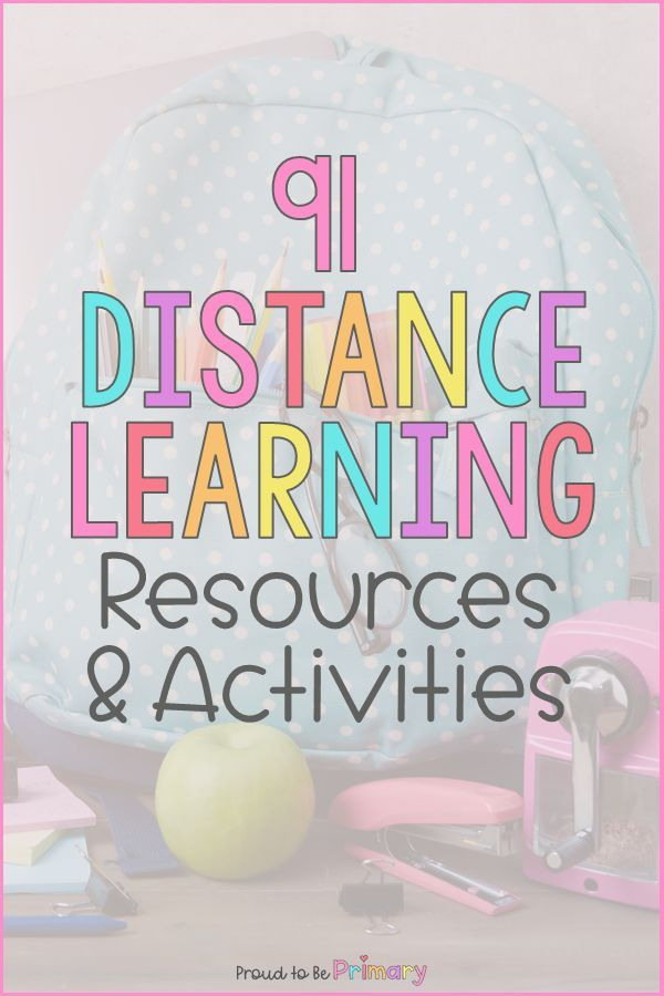 Photo of 91 Distance Teaching and Learning Resources and Activities: Quality Opportunities for Kids! – Proud