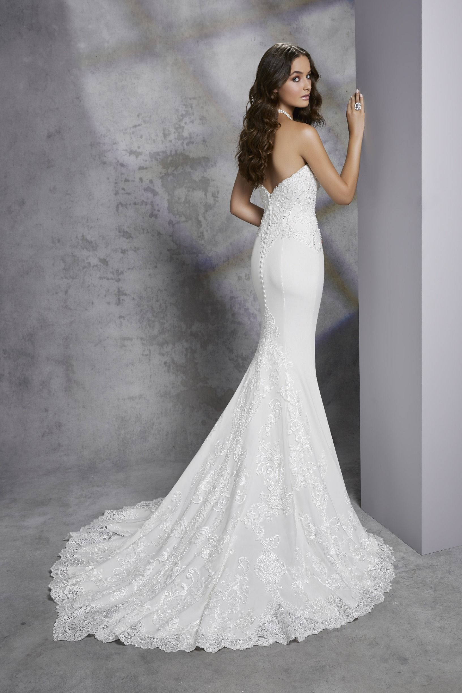 44+ Open back mermaid wedding gown ideas in 2021