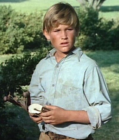 """A Young Kurt Russell in """"Follow Me Boys"""""""