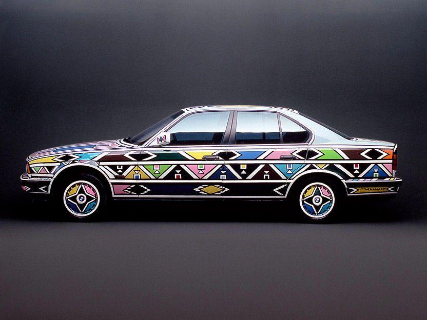 Bmw Art Cars Bmw Art Car Art Art Cars