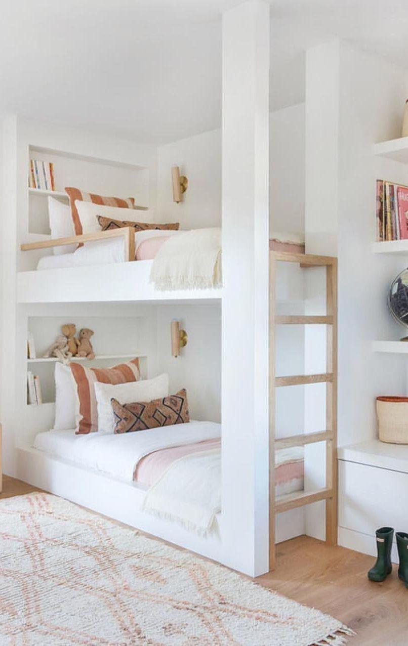 Pin On Home Design Ideas Pinterest Popular minimalist children's bedroom