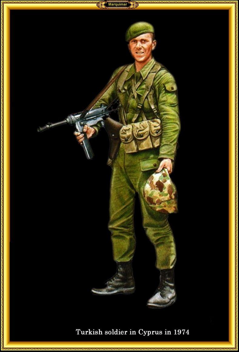Soldados - Soldiers