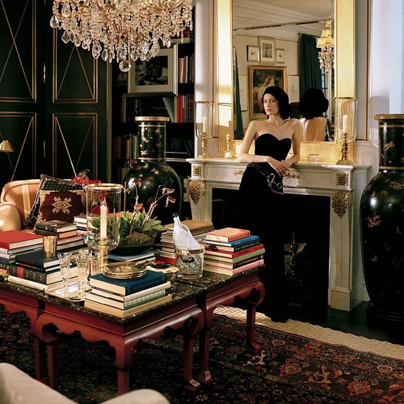Ralph Lauren Home #La_Boheme Collection 10 - Living room