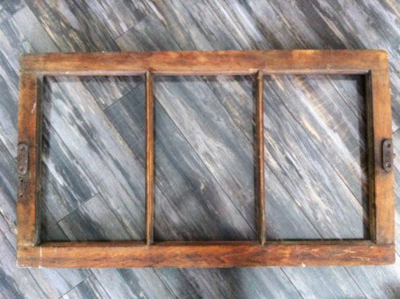 Custom listing for Connor Wingfield - 2 Rustic Antique Window Frames ...