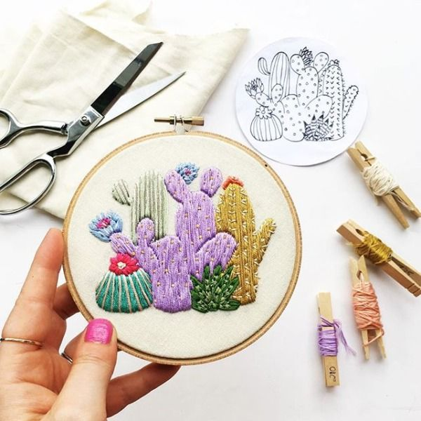 Pin by Ángela Perilla on Bordados | Pinterest | Embroidery, Hand ...