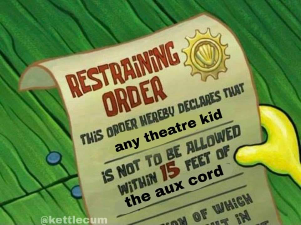 Spongebob Restraining Order Meme Generator