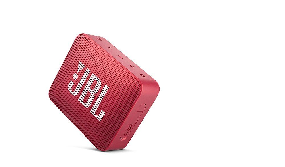 Red Dot Design Award Jbl Go 2 Red Dot Design Jbl Dots Design