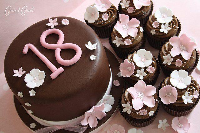 Happy Birthday In Eighteen 18th Cake 18th Birthday Cake