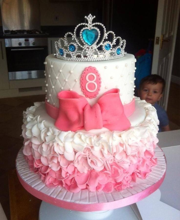 Birthday Cakes For Girls Za ~ Pin by jessie warner on birthday parties pinterest birthdays