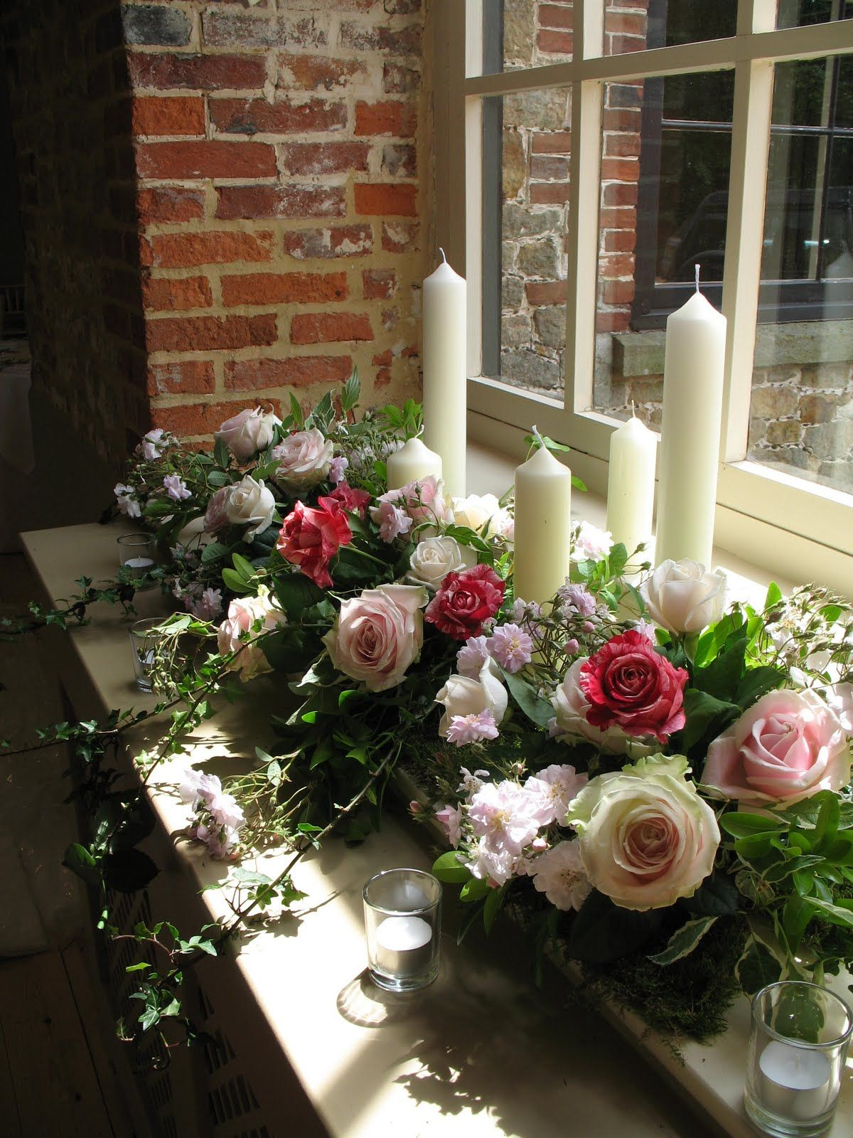 Lovely For A Table Centerpiece For Valentines, Mothers Day, And