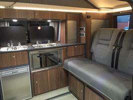 Image result for vw transporter camper interior | Campervan | Pinterest