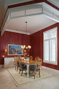 Old Florida Beach Home - by 41 West Interiors - Naples, FL