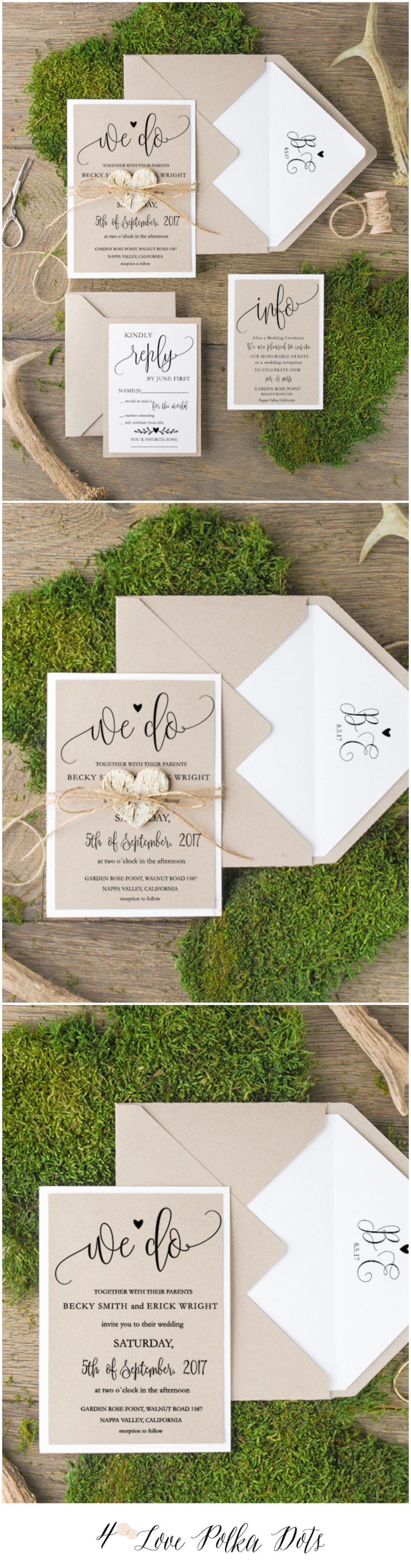 Wedding invitations hawaii diy wedding invitations print at home