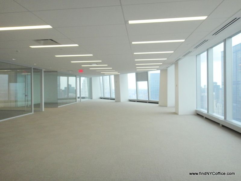 Awesome Office Space In The New Freedom Tower (1 World Trade Center)