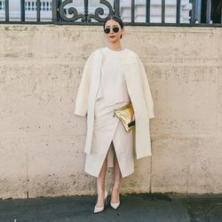 The Best Street Style From Paris Fashion Week - Racked
