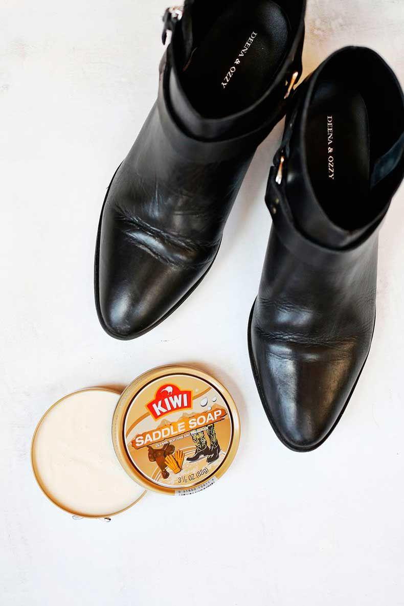 Como Limpiar Y Cuidar Tus Botas De Cuero Botas De Cuero Limpiar Zapatos De Piel Limpieza De Zapatos