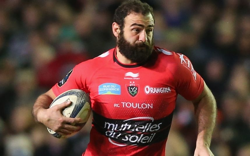 Mamuka Gorgodze - Top 100 rugby union players - in pictures