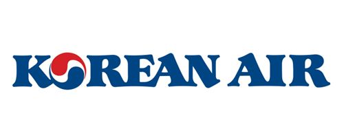 Korean Air Logo 로고