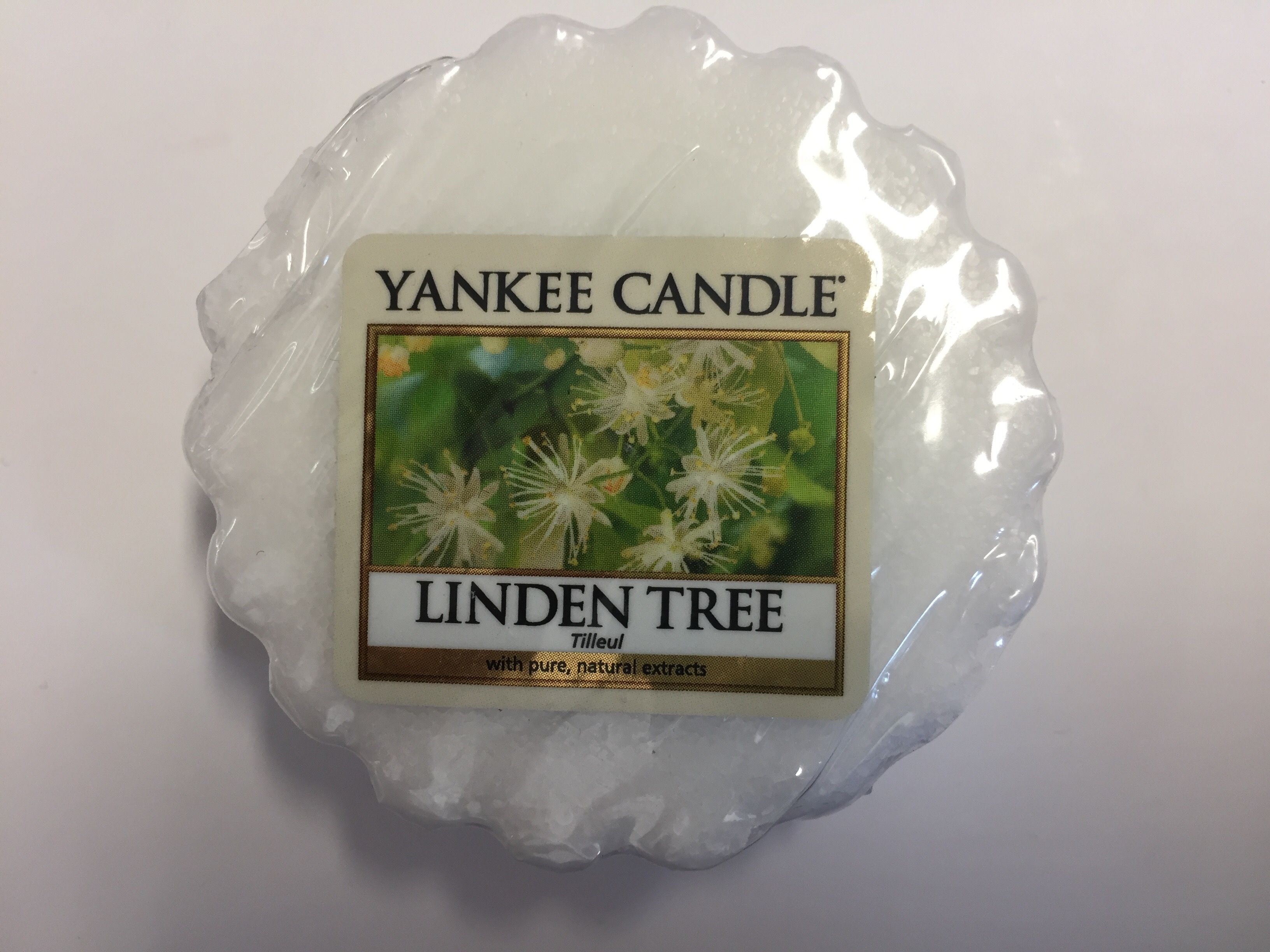Yankee candle linden tree tart candles pinterest
