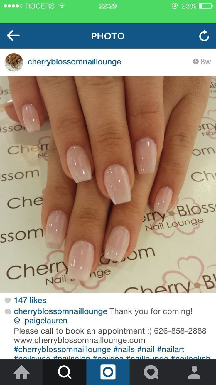 Cashmere Nude Nails – Nagel Ideen  Cashmere Nude Nails – #cashmere #Nails #Nude … - Ballerina Nägel