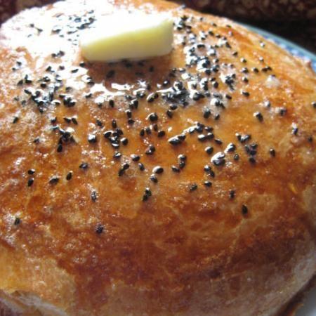 Bint Al Sahn (Yemeni Honey Cake)