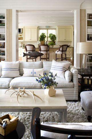 Betsy Burnham Burnham Design Family Room Inspiration