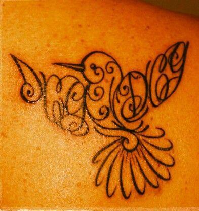 Instagram tattoo