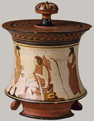 Image result for greek pottery classical period