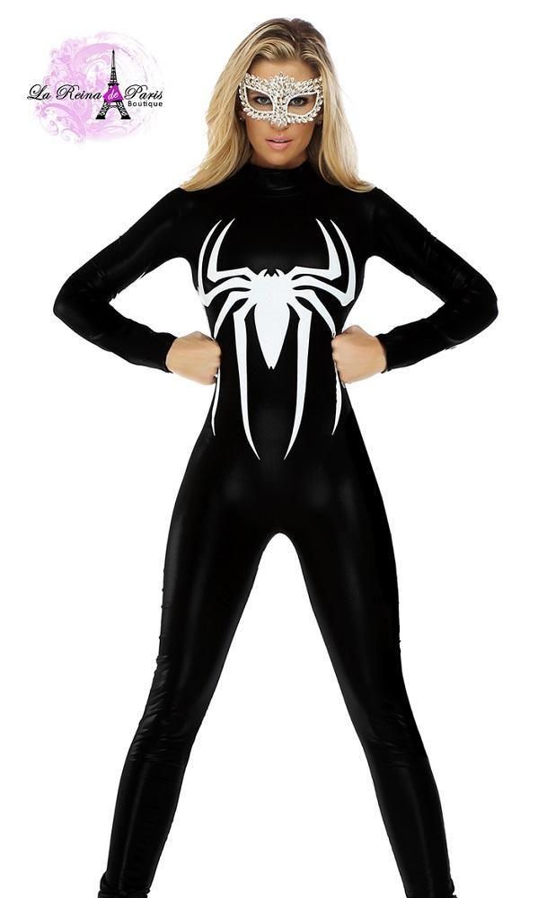 b0ceeccf709d Mono mujer araña ajustado | Disfraces atractivos | Disfraz heroinas ...