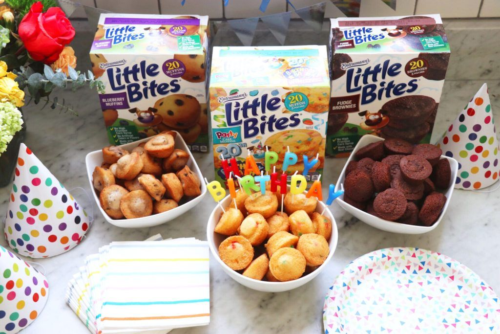 Celebrating entenmanns little bites 20th birthday with
