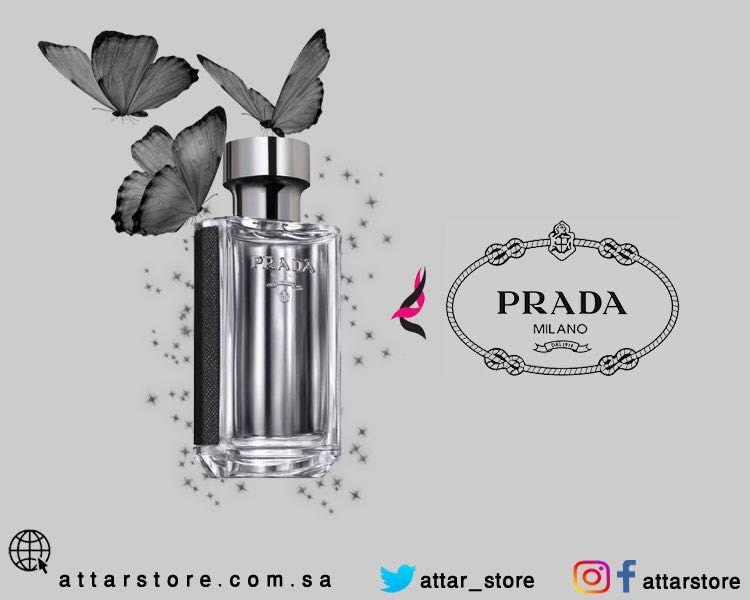 Prada L Homme Eau De Toilette عطر شرقي لـ الرجال تتكون م قدمته من زهر البرتقال وقلب العطر من القزحية وي Perfume Convenience Store Products Prad