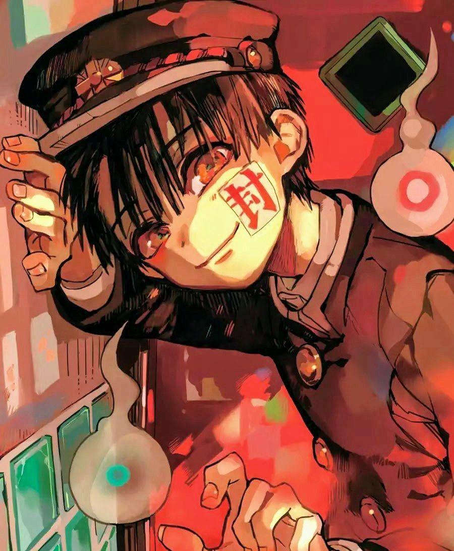 Pin By Olivia Hsu On How I Can Make This Real Hanako Anime Shonen