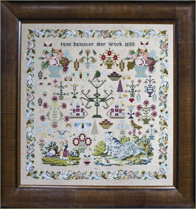 Beautiful Needlework, Types Of