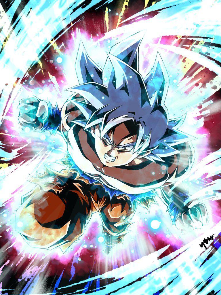 Ultra Instinct Goku Dragon Ball Wallpaper Iphone Anime Dragon Ball Super Dragon Ball Goku
