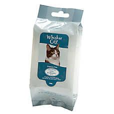 Whisker City Hypoallergenic Shed Control Cat Wipes With Images