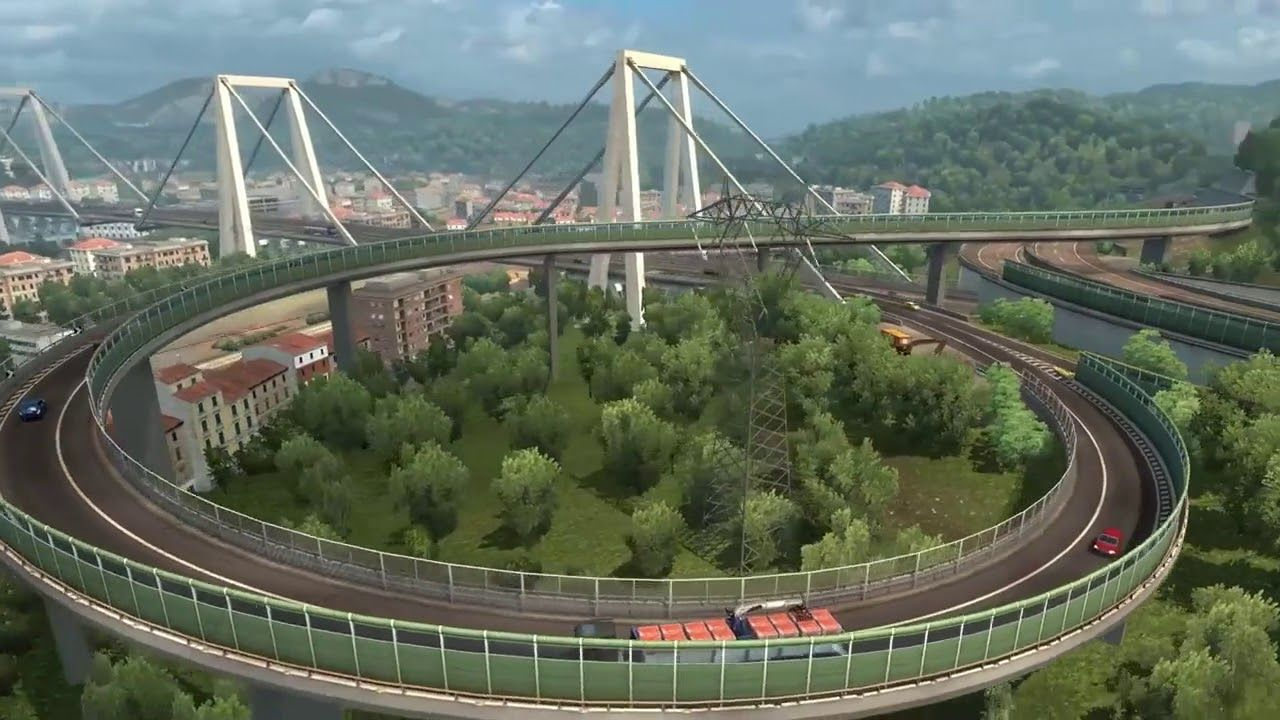 Euro Truck Simulator 2 - Italia DLC | Euro Truck Simulator 2